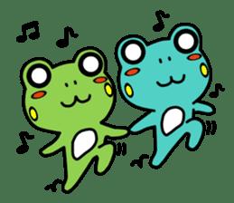 Tree Frog 2nd sticker #607825