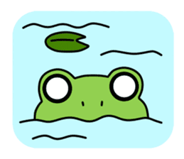 Tree Frog 2nd sticker #607826