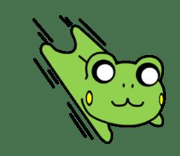 Tree Frog 2nd sticker #607828