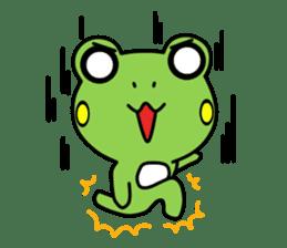 Tree Frog 2nd sticker #607830