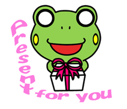 Tree Frog 2nd sticker #607832