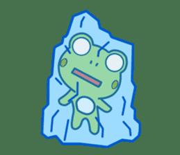 Tree Frog 2nd sticker #607833