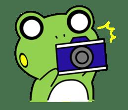 Tree Frog 2nd sticker #607837