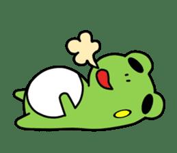 Tree Frog 2nd sticker #607840