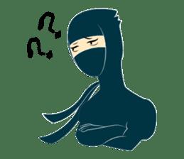 That's NINJA [Japanese ver.] sticker #608262