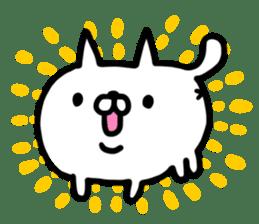 Cat sticker #608524