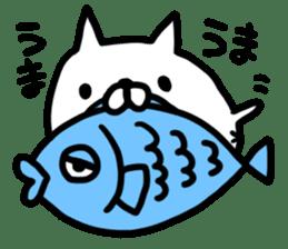 Cat sticker #608525
