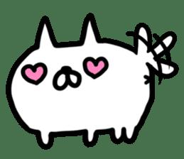 Cat sticker #608534