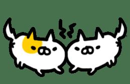 Cat sticker #608550