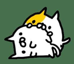 Cat sticker #608551