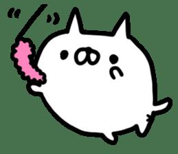 Cat sticker #608560