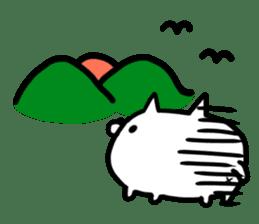 Cat sticker #608561