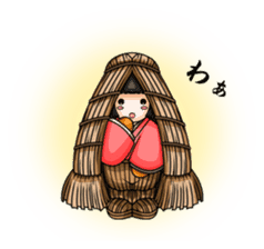 YAWKWAI - Japanese specter sticker #609101