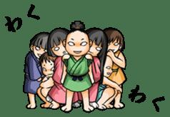 YAWKWAI - Japanese specter sticker #609104
