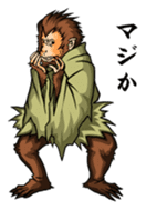 YAWKWAI - Japanese specter sticker #609107