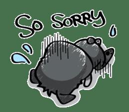 Here comes Schna-Taro! (English Ver.) sticker #609524