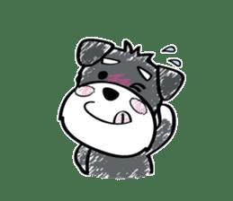 Here comes Schna-Taro! (English Ver.) sticker #609530