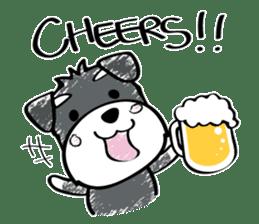Here comes Schna-Taro! (English Ver.) sticker #609545