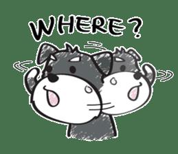 Here comes Schna-Taro! (English Ver.) sticker #609551
