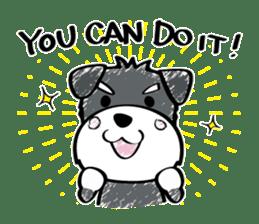 Here comes Schna-Taro! (English Ver.) sticker #609557