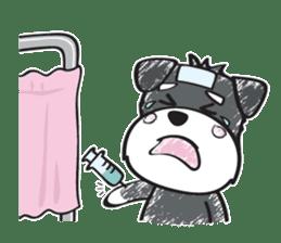 Here comes Schna-Taro! (English Ver.) sticker #609559