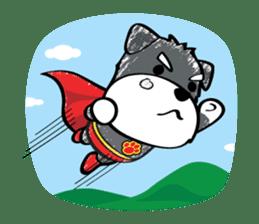 Here comes Schna-Taro! (English Ver.) sticker #609561