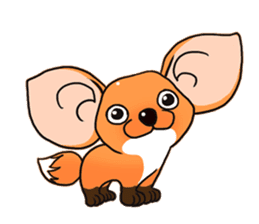 Foxie sticker #609602