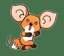 Foxie sticker #609603