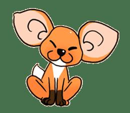 Foxie sticker #609606