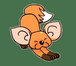 Foxie sticker #609607