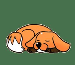 Foxie sticker #609612