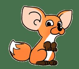 Foxie sticker #609616