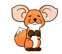 Foxie sticker #609625