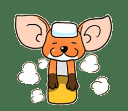 Foxie sticker #609630