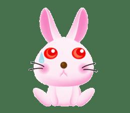 Miytan,Rabbit version sticker #610341