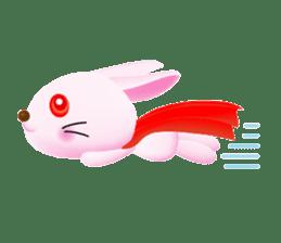 Miytan,Rabbit version sticker #610353