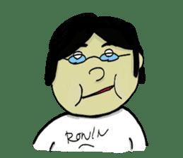 RONIN Sticker sticker #610391