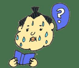 ASE-FUJI-KUN sticker #611667