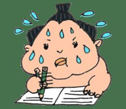 ASE-FUJI-KUN sticker #611675