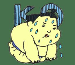ASE-FUJI-KUN sticker #611679