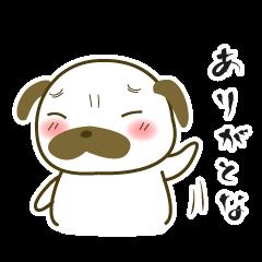"""Pug mame """"Pug-suke"""""""