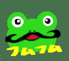 Frog Sticker sticker #612678