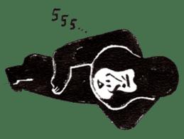 Gorilla Gossan sticker #614985
