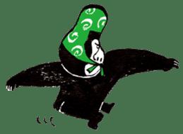 Gorilla Gossan sticker #614991