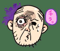 Uncle emotional sticker #615006