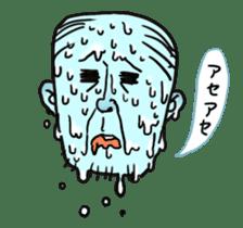 Uncle emotional sticker #615007