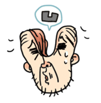 Uncle emotional sticker #615011
