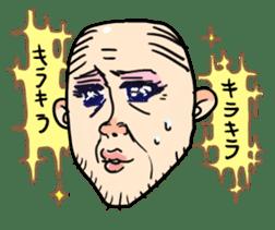 Uncle emotional sticker #615014