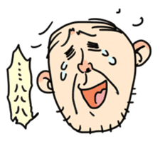 Uncle emotional sticker #615016