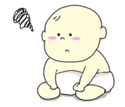 Love Baby sticker #615191